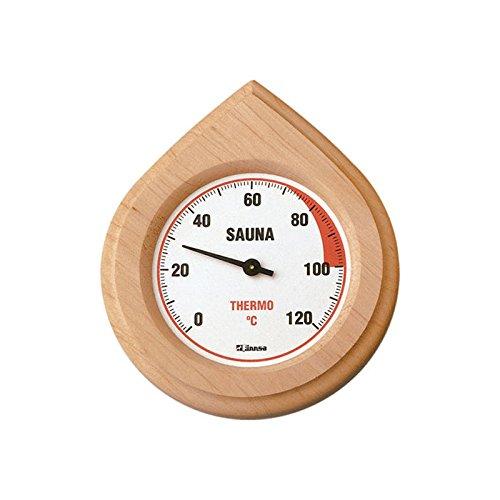 Wooden Sauna Thermometer Finnsa
