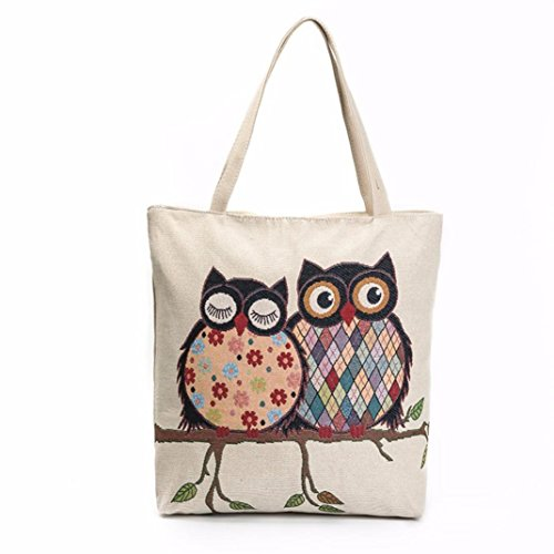 gbsell-women-owl-printed-canvas-tote-bags-shopping-sport-beach-casual-bag-a