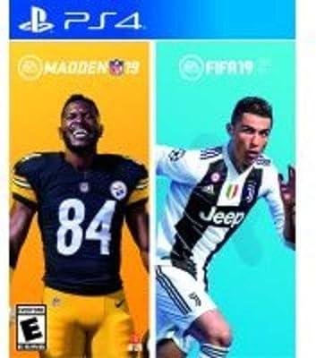 EA Sports 19 Bundle for PlayStation 4 [USA]: Amazon.es: Electronic ...