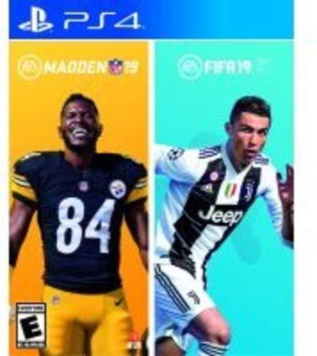 EA Sports 19 Bundle - EA Sports 19 Bundle PS4 from Electronic