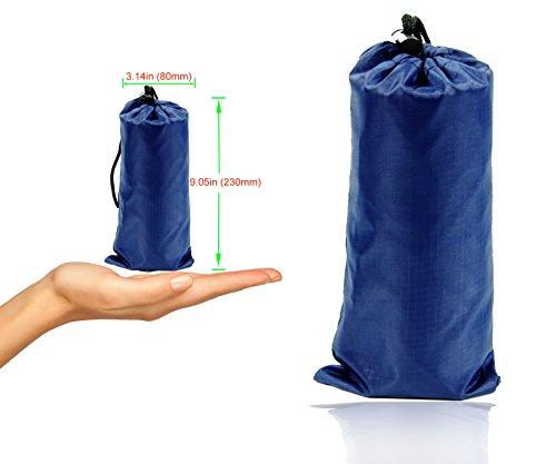 [해외]야외 캠핑, 여행, 하이킹을위한 피크닉 포켓 담요, 경량 방수 비치 담요/Picnic Pocket Blanket, Lightweight Waterproof Beach Blanket for Outdoor Camping, Travel, Hiking