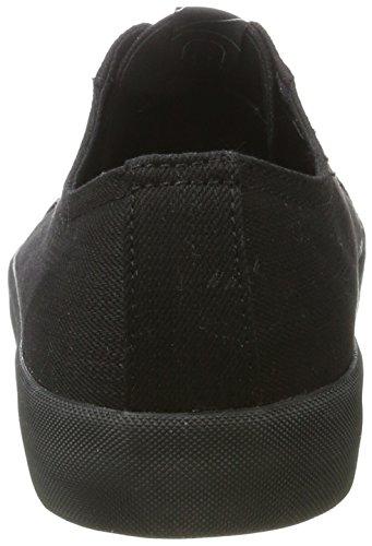Vagabond Herren Jeremy Sneaker Schwarz (Black)