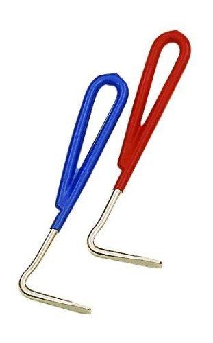 - Perri's Vinyl Coated Hoofpick, Blue, One Size