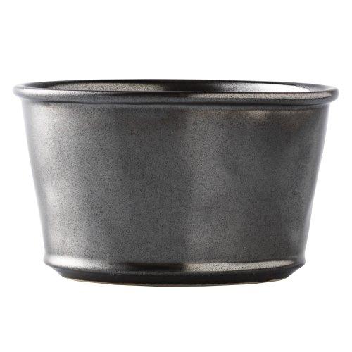 Juliska Pewter Stoneware Round ()