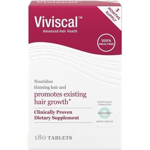 Viviscal Maximum Strength Hair Nutrient Tablets - 3 Month Supply by Viviscal (Image #1)