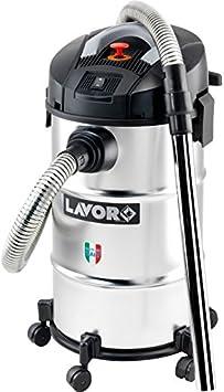 Lavor - Ashley pro 1000 ash aspiradora, 1000 w, 30 litros: Amazon ...