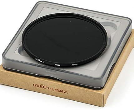 Green.L 52mm IR 950 Glass Infrared X-Ray Filter 950nm IR Filter for Camera Lens Digital DSLR SLR