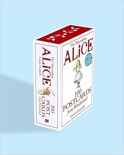 Alice. 100 Postcards From Wonderland por Vv.aa epub