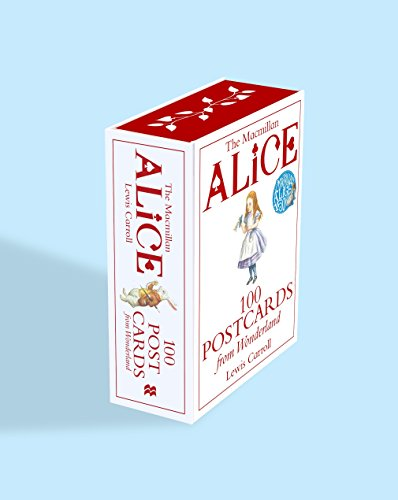 Alice: 100 Postcards from Wonderland (The Macmillan Alice)