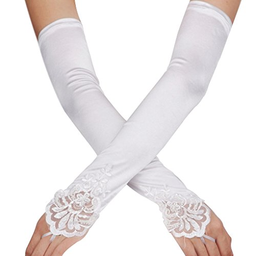 APAS Fingerless Wedding Evening Accessories
