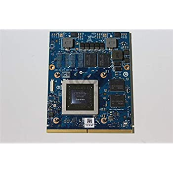 New Nvidia GeForce GTX 765M GTX765M 2GB MXM 3.0 B Video Graphic card for