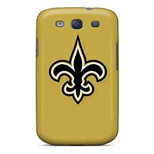 Awesome XhM9977XnMo Franiry79c24 Defender Tpu Hard Cases Covers For Galaxy S3- New Orleans Saints 5