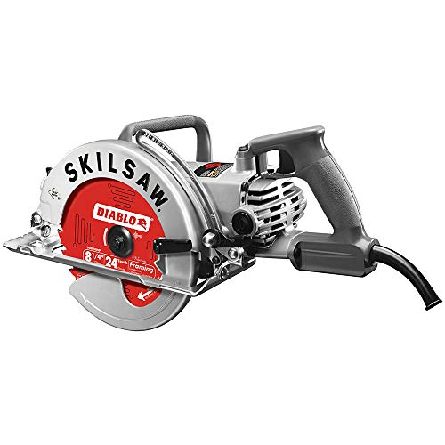 Skilsaw Worm Drive Circular Saw — 8 1/4in., 15 Amp, Model# SPT78W-22 For Sale