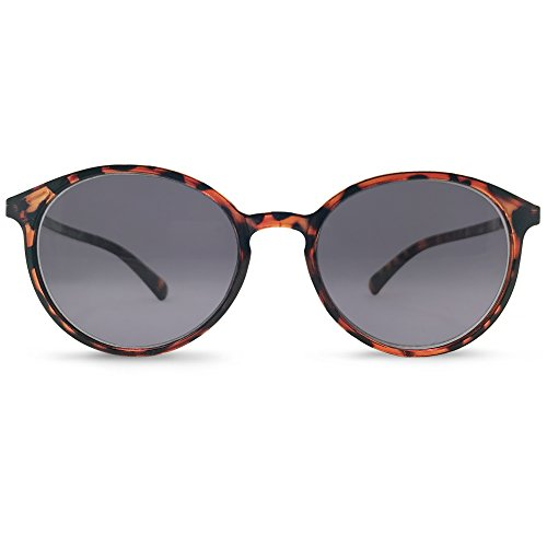 Chicago Full Sunreader (Tortoise, 1.50) by City Sights Eyewear