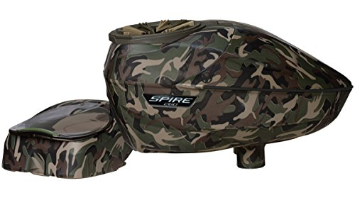 Virtue Spire 260 Paintball Loader - Camo SE by Virtue Paintball