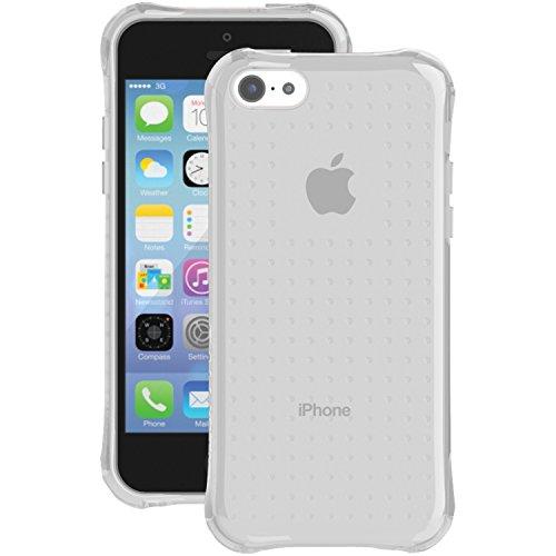 Ballistic iPhone 5c Jewel Case - Retail Packaging - Clear (Ballistic 5c Jewel)