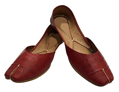 Step n Style  Cheery, Damen Ballerinas Rot cherry