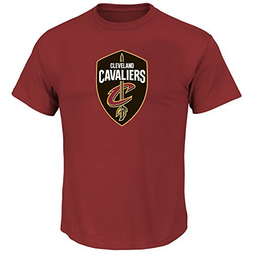 Cleveland Cavaliers Men Big and Tall NBA Primary Logo Tee (2XT)