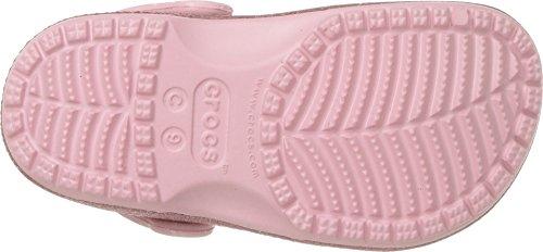 Pictures of crocs Unisex Kids Classic Glitter Clog K Blossom 11 M US Little Kid 2