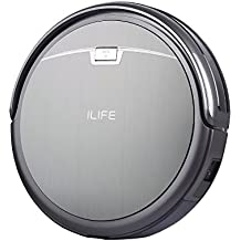 ILIFE A4s Robot Vacuum Cleaner Titanium Gray (Certified Refurbished)