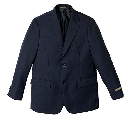 Spring Notion Big Boys' Two Button Blazer Navy -