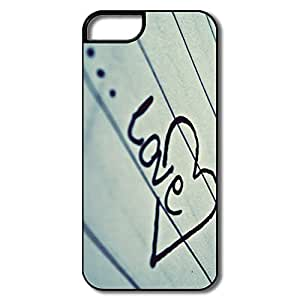 Funny Love Case For IPhone 5/5s