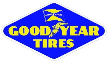 Signpast Signs (Goodyear Tire Sign)