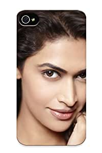 Creatingyourself Protection Case For Iphone 4/4s / Case Cover For Christmas Day Gift(salony Actress Beautiful Beauty Bollywood Brunee Celebrity)