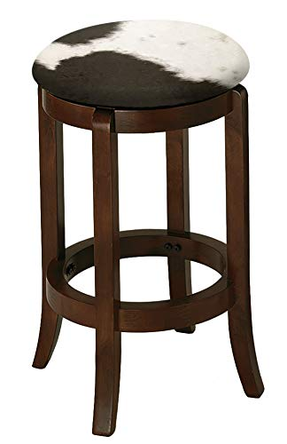 - Bar Stool Espresso Cappuccino Wood 24