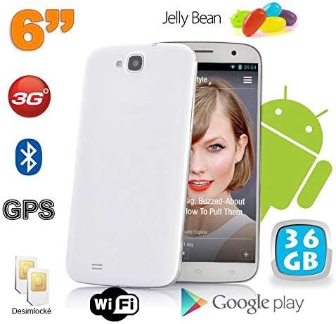 Smartphone 6 Pulgadas Libre Phablet Android Jelly Bean Dual SIM 36 ...