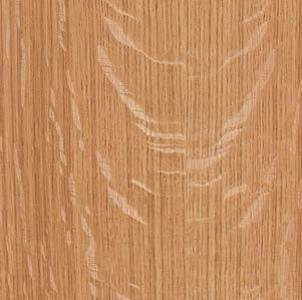 Wood Veneer Oak White Quartered Heavy Fleck 2x8 Psa Backed