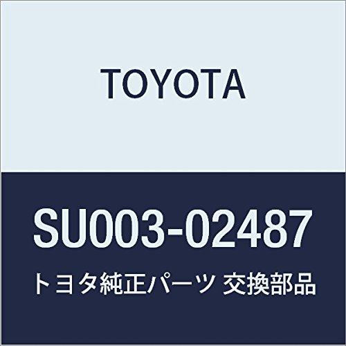 Toyota SU003-02487 Pattern Select Switch Assembly