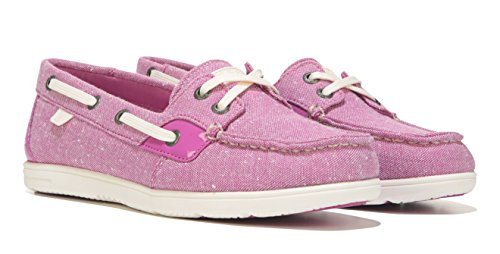 Sperry Top-Sider Girl's Shoresider Bright Pink,Boat Shoe ...
