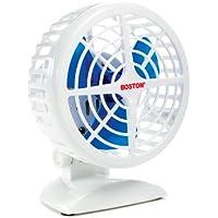 Boston Personal Fan, Plastic, White (25970)