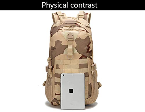 XRPXRP 35L Tactical Attack Backpack Waterproof Military Molle Backpack Military Backpack Hiking Camping Hiking Hunting 2