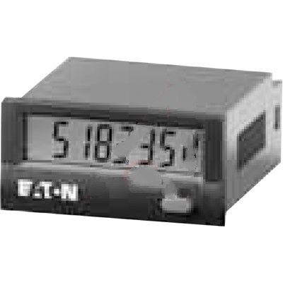 Eaton / Control Automation E5-224-C0448 , TIMER, 8-DIGIT LCD TIMER, BATTERY POWER, HOURS/MINUTES HIGH VOLTAGE
