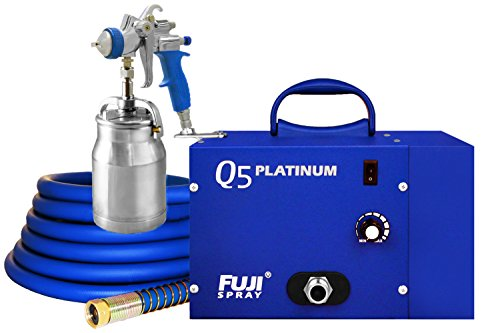Fuji 3005-T70 Q5 Platinum Quiet HVLP Spray System ()