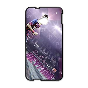 Barcelona Players Neymar for HTC One M7 Phone Case 8SS460870