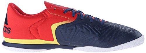 Adidas Performance X 15.2 zapatos de fútbol Ct, Core Negro / flash rojo S15 / solar verde, 6,5 M co Collegiate Navy/Vivid Red/Yellow