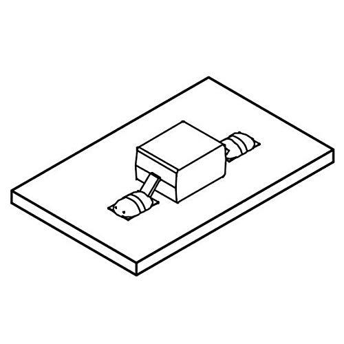 Phototransistors 2.5x2mm SMD PHOTOTRANSISTOR, Pack of 100 (AM2520P3BT03)