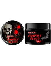 10g Nep Bloed Gel, Halloween Bloed Gel Crème Speciaal Effect Make-up Dikke Siroop, Nep Bloed Voor Halloween Fancy Dress Horror Vampier Zombie Make-up