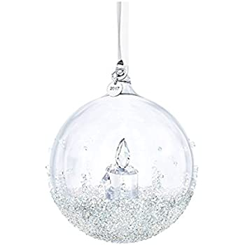 Amazon.com: New 2017 Swarovski 525789 Annual Edition Christmas ...