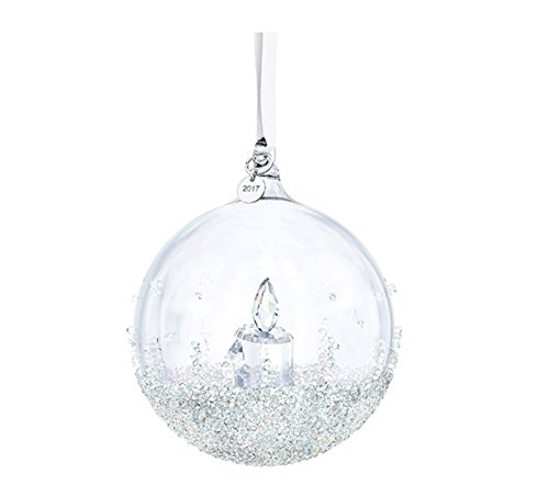 Swarovski Christmas Ball Ornament, Annual Edition 2017 5241591
