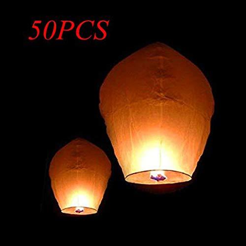 Sky Lanterns With Led Light