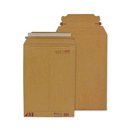 Cajadecarton - 50 Sobres de cartón rígido 321x455 Modelo A3