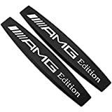 AMG Edition for Mercedes-Benz Side Fenders 2x - Black