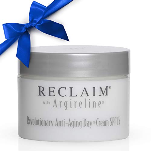 Large Supply 15 Day (Principal Secret – Reclaim with Argireline – Revolutionary Day Cream w/SPF 15 – 90 Day Supply/1 Ounce)