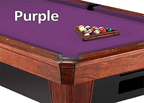 (Simonis Purple Billiard Cloth- 8 Foot Cut)