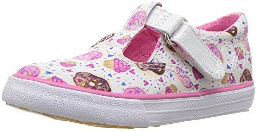 Keds Daphne T-Strap Sneaker Little Kid 6 -