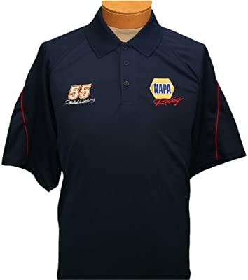 Nascar Nuevo Racing Polo Camiseta de – Racing de napa – Michael ...